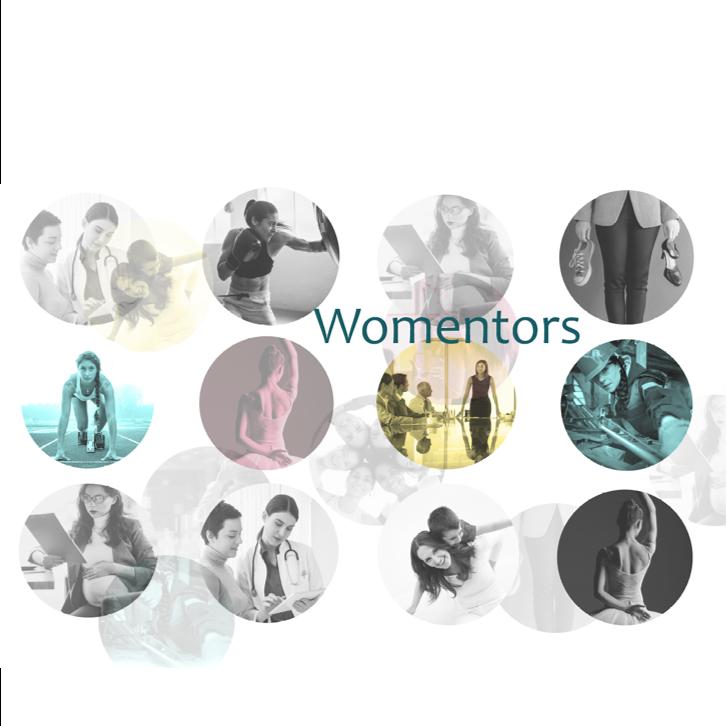 WOMENTORS Πρόγραμμα Ενδυνάμωσης Νέων Γυναικών logo
